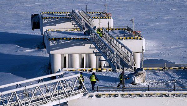 Южная Корея увеличит поставки сжиженного газа из России