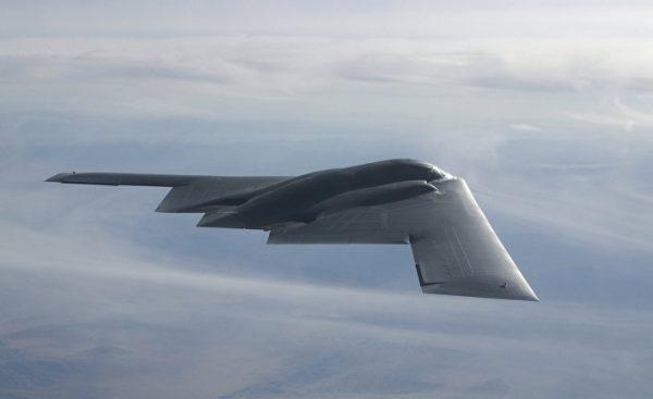Стратегический бомбардировщик B-2 Spirit компании Northrop Grumman