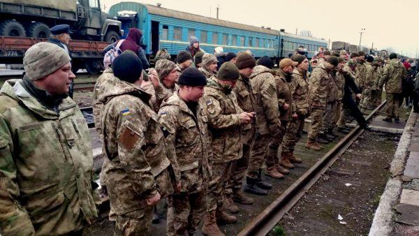 """Бегство или плановая ротация: """"Закарпатский легион"""" выведен из Донбасса"""