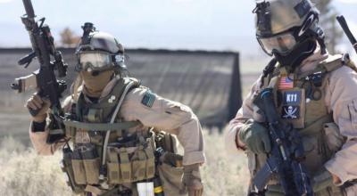 Delta Force - «бесславные ублюдки»