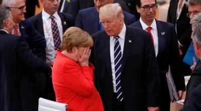 Как Меркель с подарком ошиблась