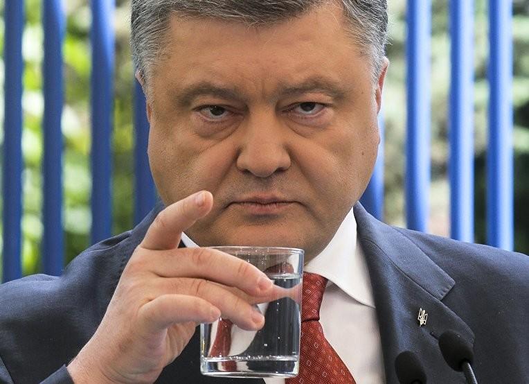«Ленинским» курсом. Как Порошенко Украину поднимал