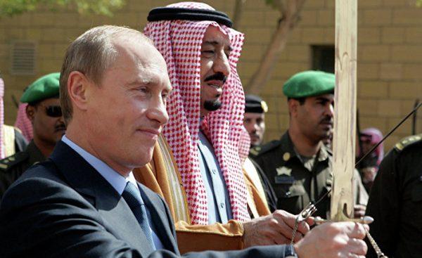 Атомная геополитика Путина