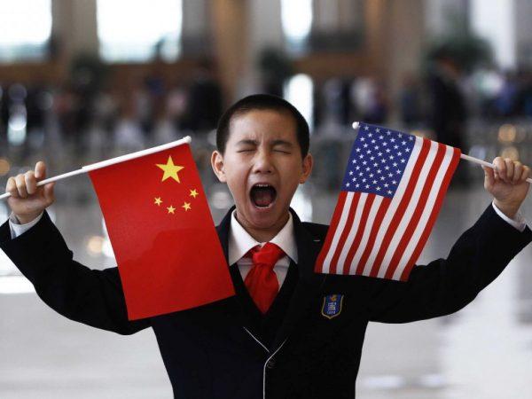 Страсти по Азии: Америка уступает Китаю