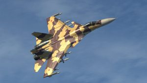 Иностранцы о Су-37: «поразил меня в самое сердце!»