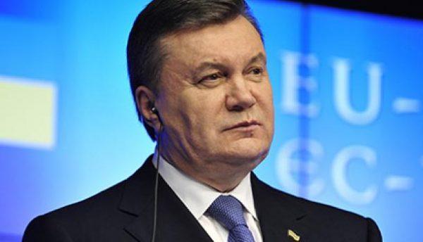 Экс-президент Виктор Янукович засобирался на Украину